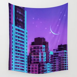 Pisces Constellation Wall Tapestry
