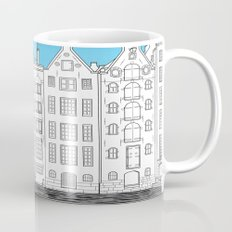Dancing houses, Amsterdam Mug