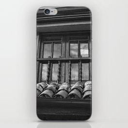 Look Through the Window iPhone Skin