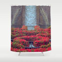 Flowering Fall Shower Curtain