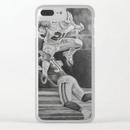 "Zeke-""Jump"" Clear iPhone Case"