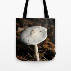 mushroom in the sun Tote Bag