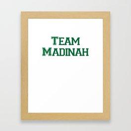 Team KSA 3 Framed Art Print