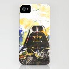 Darth Vader Star Wars Art Slim Case iPhone (4, 4s)