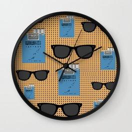 NEW WAVE - CINEMA SERIES #1 Wall Clock