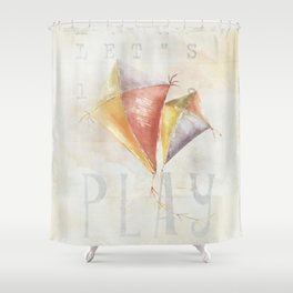 lets play Shower Curtain