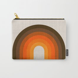 Golden Rainbow Carry-All Pouch