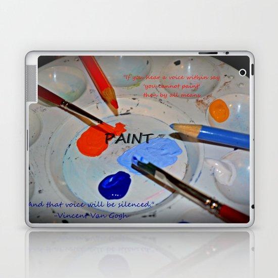 Paint! Laptop & iPad Skin