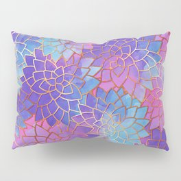 Lotus Pillow Sham