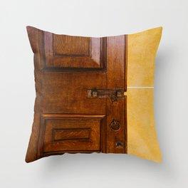 Charleston Architecture XXX Throw Pillow