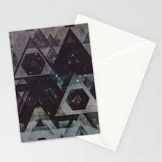 tyx tryy Stationery Cards
