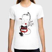 spiritual T-shirts featuring Spiritual cleansing by Kristina Sabaite