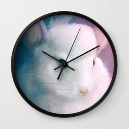 A Chinchilla's Love Wall Clock