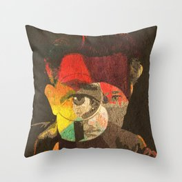 Dalí Throw Pillow