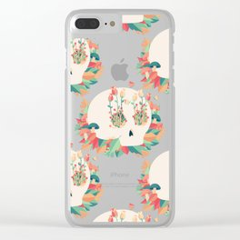Life & Decay Clear iPhone Case