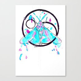 Dust Out Canvas Print