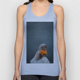 Flower morning Unisex Tank Top