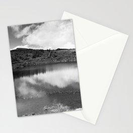 Pau-Pique lake Stationery Cards