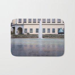 Castle fountain Bath Mat