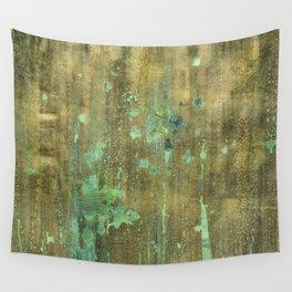 Golden Dream Wall Tapestry