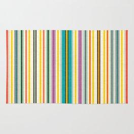 retro stripe Rug