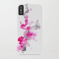 魅 - charm Slim Case iPhone X