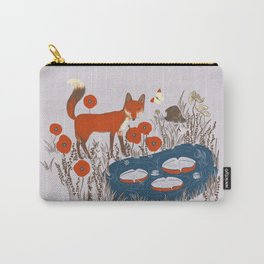 The Four Elements- Lilac Carry-All Pouch