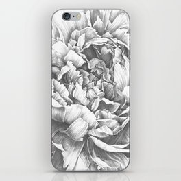 Peony In the Name of Love  iPhone Skin