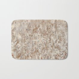 African American Masterpiece 'Untitled' by Norman Lewis Bath Mat