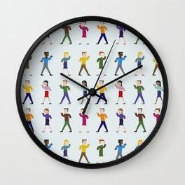 Dance like an egyptian Wall Clock