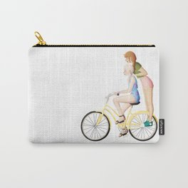 Summer Sisters Carry-All Pouch