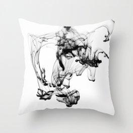 SMOOTH Movement Throw Pillow