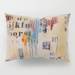 """Falling into Place"" Pillow Sham"