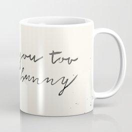 Honey Bunny Coffee Mug