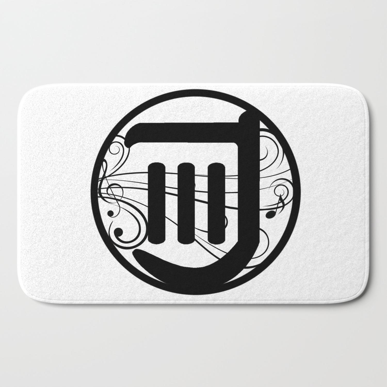 ffxiv windbite bard icon bath mat by fanaticfandom society6 ffxiv windbite bard icon bath mat by fanaticfandom