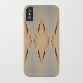 Fire Diamonds iPhone Case