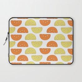 Orange Slices Pattern Laptop Sleeve