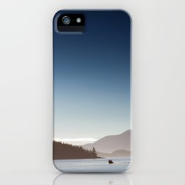 San Juan Islands iPhone Case