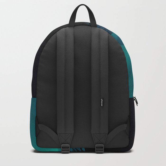 Magic in the Woods - Turquoise Backpack