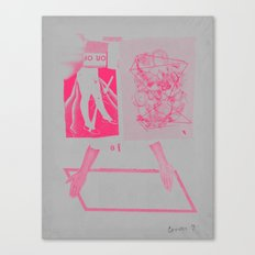 thehere7 Canvas Print