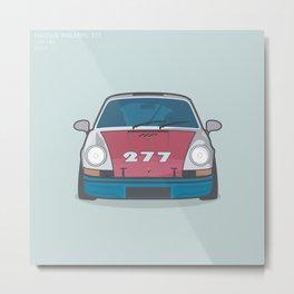 277 Metal Print