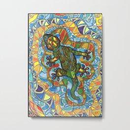 Lizard Island Metal Print