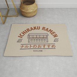 Ichiraku Ramen Japanese Rug