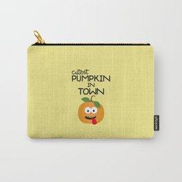 Cutest Halloween Pumpkin T-Shirt Dpb52 Carry-All Pouch