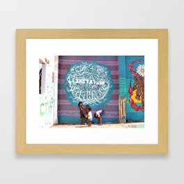 """""""Your Only Limitation is Your Imagination"""" / 41 Fleet St Framed Art Print"""
