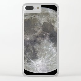 Triple goddess | Moon | Moons | Goddess and God Clear iPhone Case