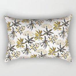 Herbal Apothecary Rectangular Pillow