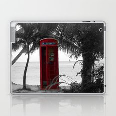 Why Do You Stay Here? Laptop & iPad Skin