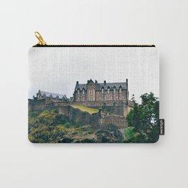 Edinburgh Castle View Carry-All Pouch