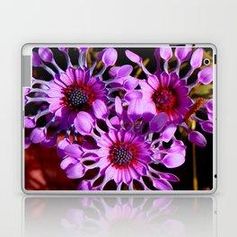 Purple Whirligig - Phoenix Laptop & iPad Skin